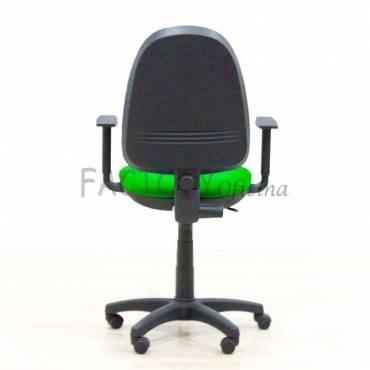 Cadeira de operação verde