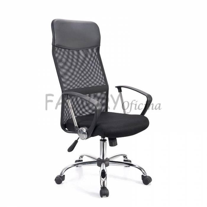 Cadeira de Gestão Modelo GYN Black