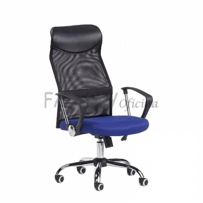 Cadeira de Gestão Modelo GYN Blue