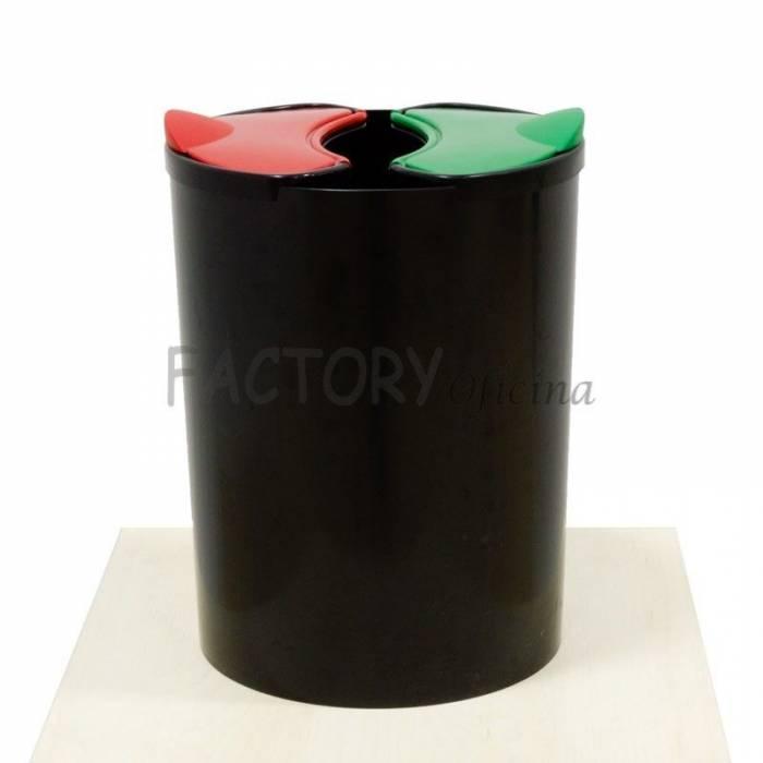 Caixote de reciclagem