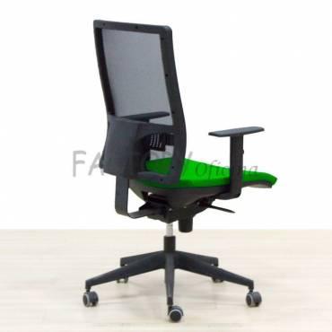 Silla Operativa Verde