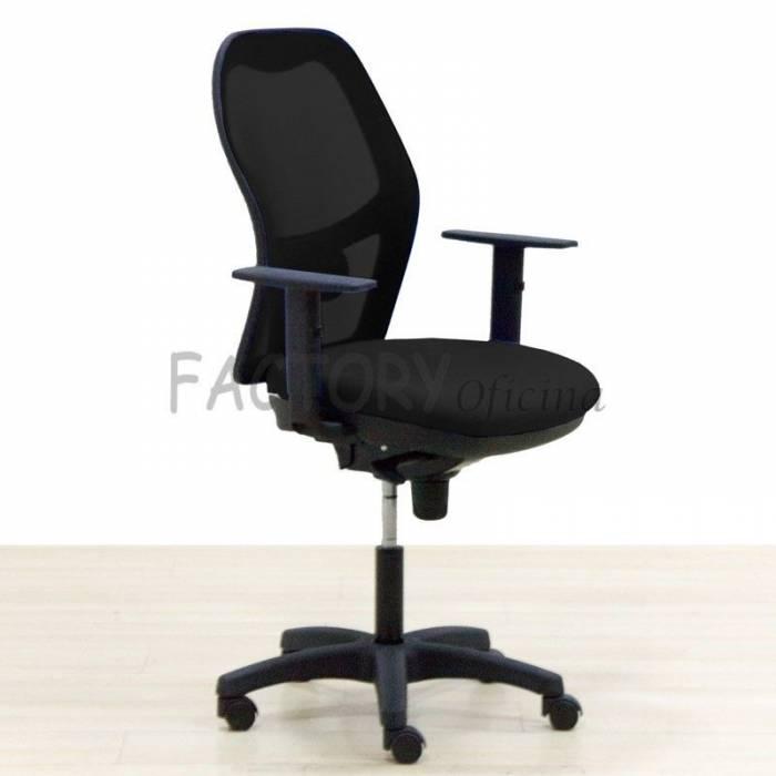 Modelo de cadeira operativa UNIVERSAL Black