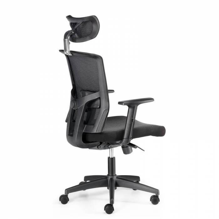 Cadeira operativa preta