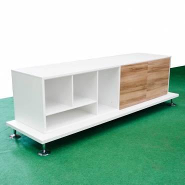 Mueble Bajo LAS Blanco roble