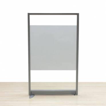 Biombo-Separador Cristal