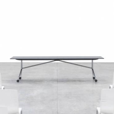 Mesa de reunião dobrável LAS MOBILI Mod. PIEGO