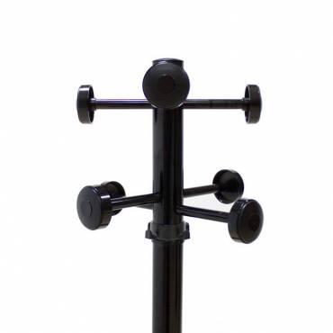 Perchero-Paragüero negro