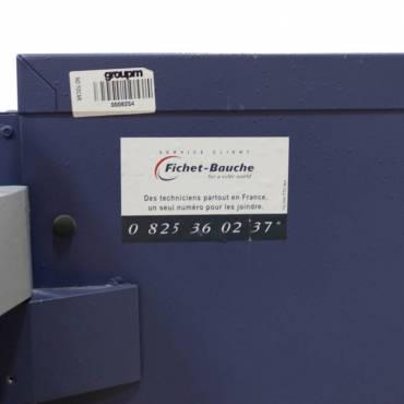Caja fuerte FICHET Mod. CELSIA 200 S 60 P, proteja sus documentos y objetos preciados.
