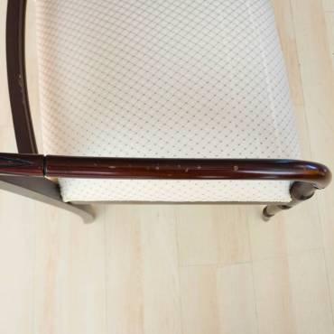 Silla Vintage Nogal Beige
