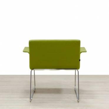 Butaca de Espera color verde