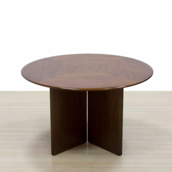 Mesa de reunião redonda Mod. BUSSINES