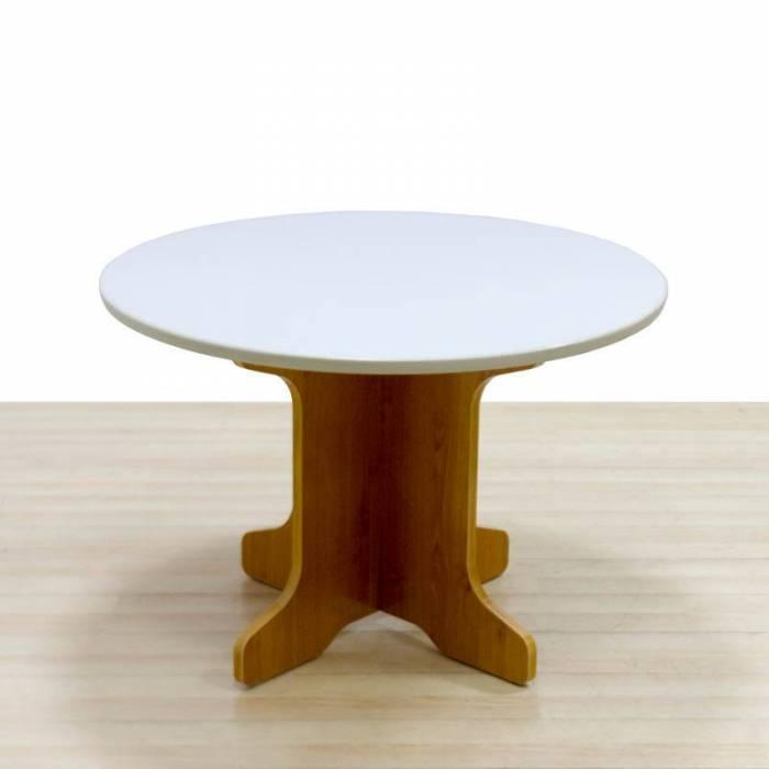 Mesa de reunião redonda Mod. GREY