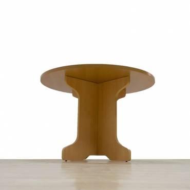 Mesa de reunião redonda Mod. SEMI
