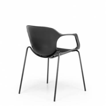 Cadeira Confiável Mod. BARI Preto