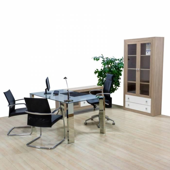 Conjunto Despacho Mod. BLANCO-C