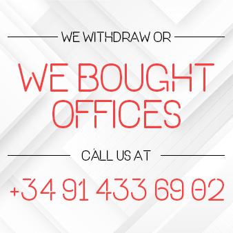 Compramos Oficinas