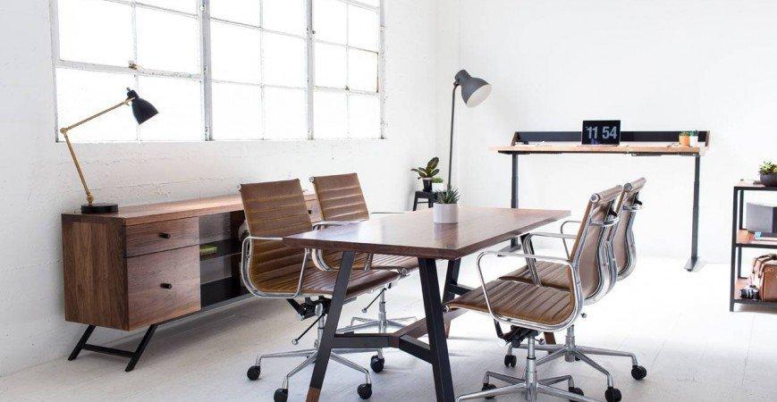 Once cosas a considerar al comprar muebles de oficina de segunda mano