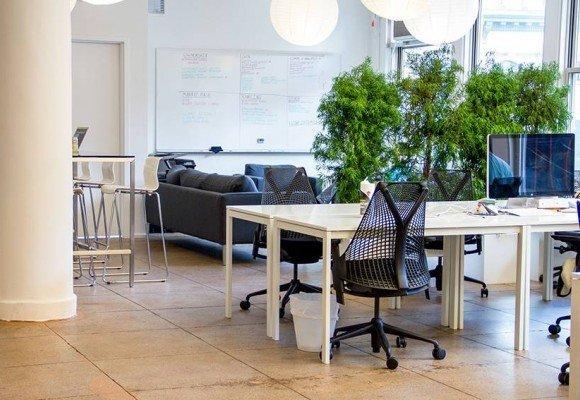 Diez formas en que los muebles de oficina pueden mejorar la productividad