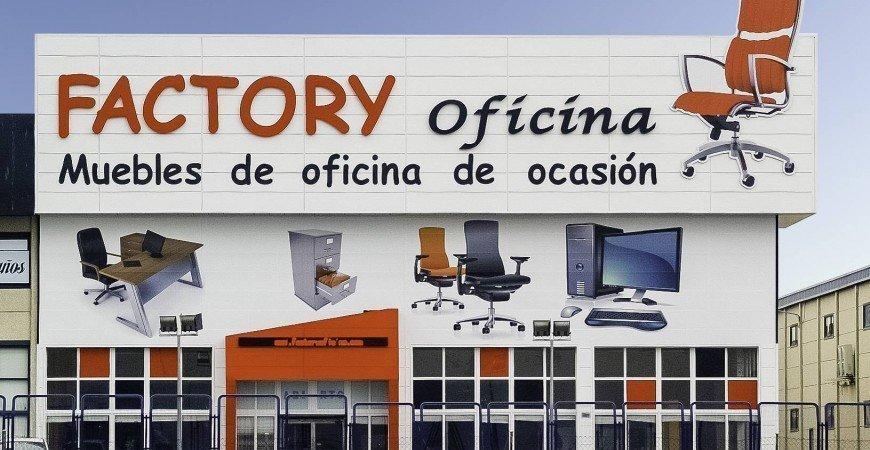 Nueva tienda Factory Oficina Illescas