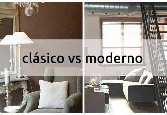 Estilos de oficina: clásico vs moderno.