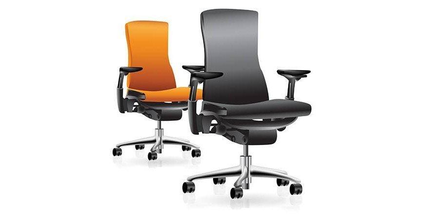 Las cuatro señales para cambiar su silla de oficina.